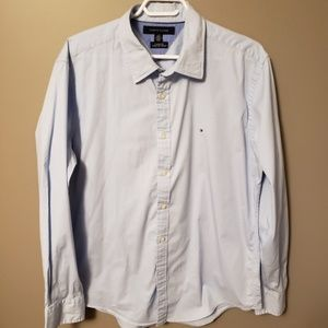 Tommy Hilfiger Light Blue buttoned shirt size L